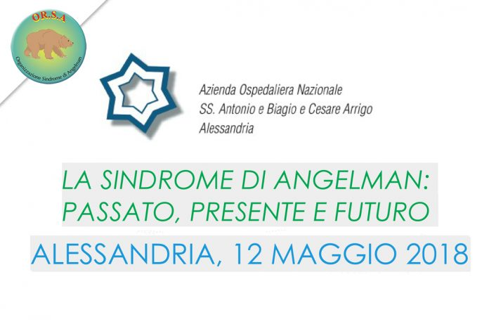 12 Maggio | OR.S.A. Organizzazione Sindrome di Angelman